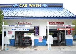 South Park Car Wash